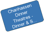 Chanhassen Dinner Theatres - Dinner & Show for Two to Hello, Dolly!