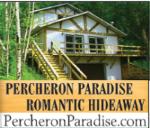 Percheron Paradise Romantic Hideaway