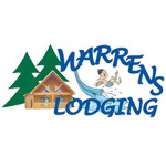 Warrens Lodging - Pet Friendly Hooded Merganser and Golf Cart