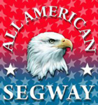 All American Segway - Weekend Days Only 60 Min Segway Tour