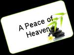 A Peace of Heaven