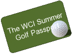 The WCI Summer Golf Passport