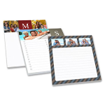 Two Personalized Photo Notepads - $10