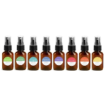 Hydrating Floral Water + Hydrosol Mist (8 Natural Distillates)- $7.99 with Free Shipping