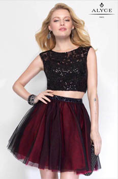 Livia Calais - Homecoming Designer Dresses!