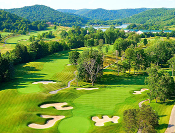 The Palmer Course at Stonewall Resort