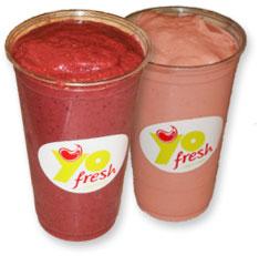 Yo Fresh Yogurt Cafe in Bridgeville!
