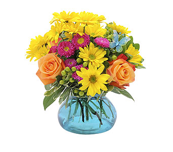 Flowers and Arrangements from McCandless Floral!