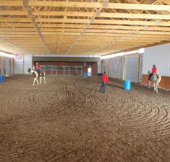 Lucky Top Ranch in Bentleyville!