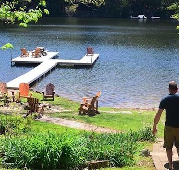 Weekend Rental at Wispy Rebellion in Deep Creek, MD!