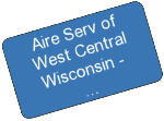 Aire Serv of West Central Wisconsin - $500 off a High Efficiency Furnice and Air Conditioning System