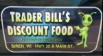TRADER BILLS DISCOUNT FOOD: 1/2 OFF CERTIFICATES!!!