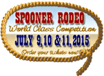 Spooner Rodeo:Friday Night  4 Pack GA Tickets Half Price!!!