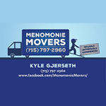 Menomonie Movers Gift Card for Labor