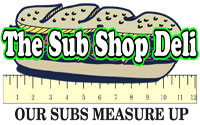 Sub Shop Deli (The)