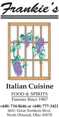 Frankie�s Italian Cuisine