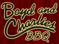 Boyd & Charlies BBQ BOGO for $25