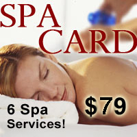 The Spa Card