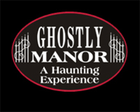 Ghostly Manor Haunted House