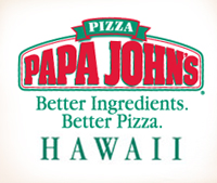Papa John's Hawaii - FRESH-BAKED GARLIC PARMESAN BREAD STICKS