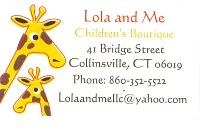 LOLA AND ME CHILDREN'S BOUTIQUE