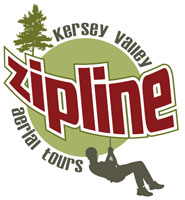 Kersey Valley Zip Line