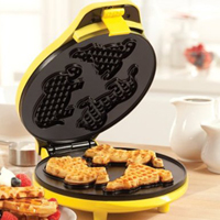 Sensio Circus Waffle Maker - Includes Shipping!
