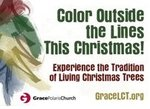 Half-off (4) general admission tickets to the Living Christmas Trees Holiday Show!