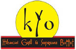 Kyo Hibachi Grill & Supreme Buffet