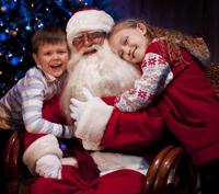 Santa at Lexington Green Wonderland Experience