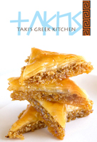 Taki's Greek Kitchen