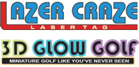Lazer Craze and 3D Glow Golf