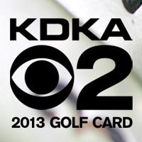 KDKA Golf Card