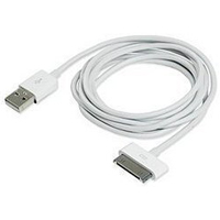 Teqsy - 10 foot cable for iPhone 4 and 4s