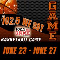 We Got Game Basketball Camp June 24 - June 28