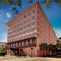 2 Nights at Wyndham The Mills House Wyndham Grand Charleston for $199