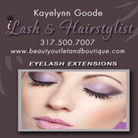 Beauty Outlet (Kayelynn Goode) $87.50 Eyelash Extension ($175 Value)