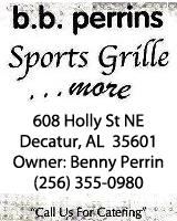 b.b. perrins Sports Grille