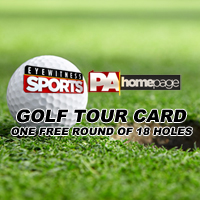 Eyewitness News Golf Tour Card