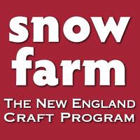 Snow Farm - New England Craft Program