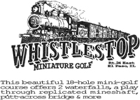 Whistlestop Miniature Golf