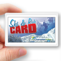 The 2013 Ski and Ride Card
