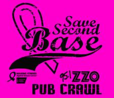 Save 2nd Base Pub Crawl
