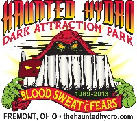 Haunted Hydro and Camp Slaughter  1 Combo Ticket