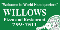 Willow's Pizza & Restaurant