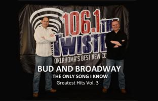 Bud and Broadway CD