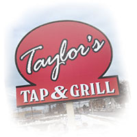 Taylor�s Tap & Grill formally The