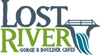 Lost River Gorge + Boulder Caves