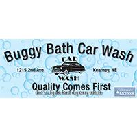 Buggy Bath Car Was