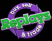 Replays Gameware, Movies & More